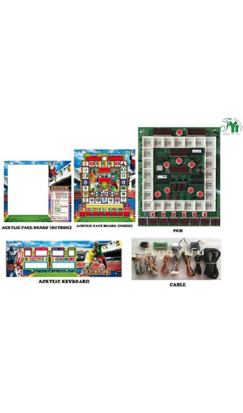 Football Star Mario slot machine kits (B Style)