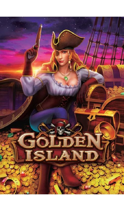 Golden Island - 5-reel 20-line (fixed)  Video game
